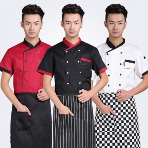 Đồng phục đầu bếp 10
